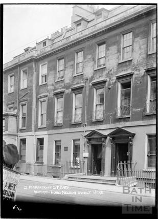 2 Pierrepont Street, Nelson House c.1930s