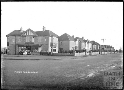 Midford Road, Combe Down c.1930s
