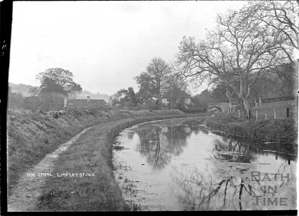 The Kennet and Avon Canal, Limpley Stoke 1938