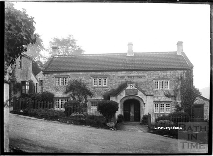 The Hop Pole Inn, Limpley Stoke c.1930s