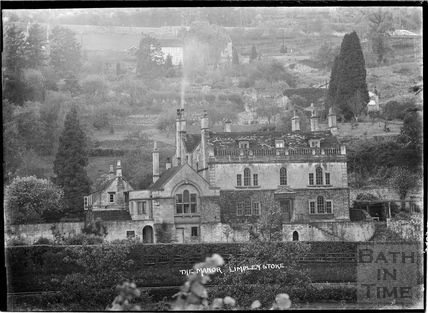 The Manor House, Limpley Stoke, 1 Nov 1938