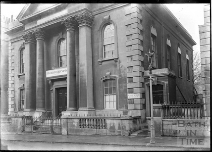 The First Church of Christ Science, Charlotte Street ?, c.1930s