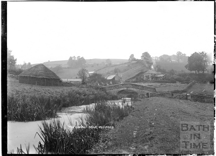 The Somersetshire Coal Canal, Upper Midford c.1904