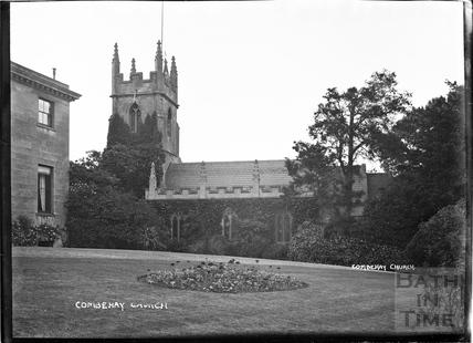 Combe Hay Parish Church, c.1930s