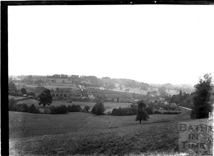 View of Midford c.1904