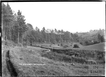 The Old Canal, near Combe Hay c.1910