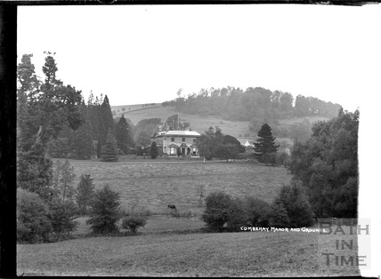 Combe Hay Manor and Grounds, c.1910