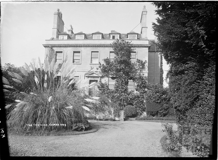 The Rectory, Combe Hay, October 1936