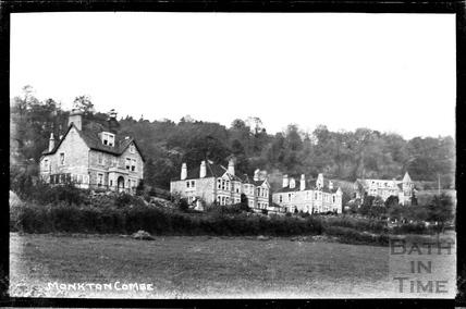 Monkton Combe c.1910
