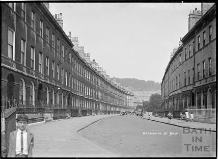 Henrietta Street c.1930s