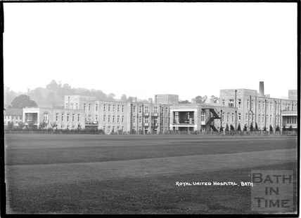 The Royal United Hospital, c.1936