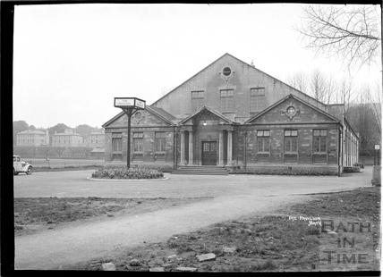 The Pavilion c.1930s