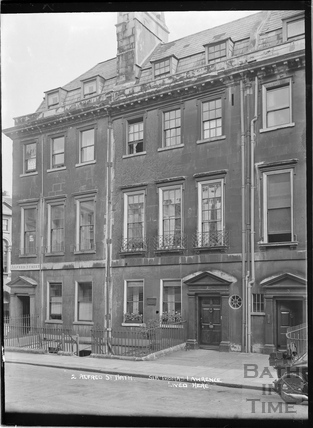 2 & 3 Alfred Street c.1930s
