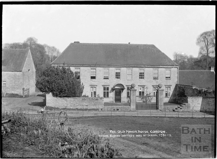 The Old Manor House, Corston c.1930s