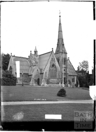 St Luke's church, Wellsway c.1905