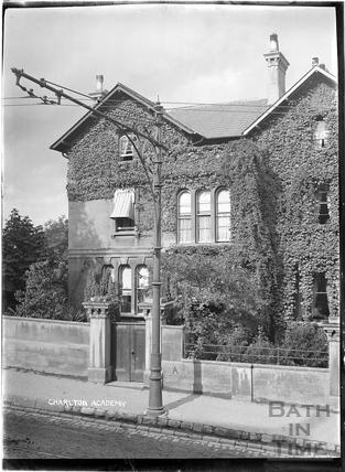 Charlton Academy, Wellsway c.1905