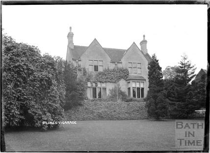 St Luke's Vicarage, Wellsway c.1905