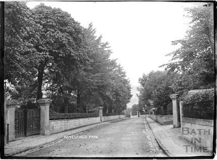 Hayesfield Park c.1905