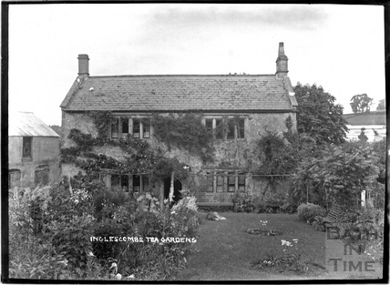 Inglescombe Tea Gardens, Englishcombe c.1930s