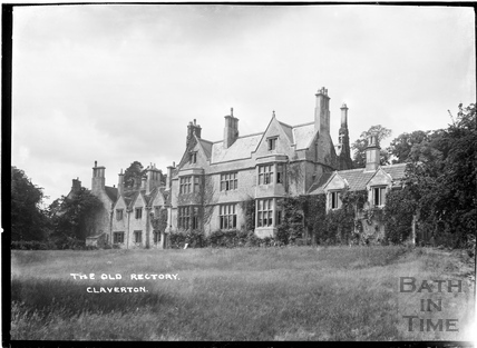The Old Rectory, Claverton c.1930s