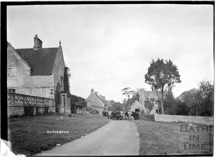 Claverton looking north c.1930s