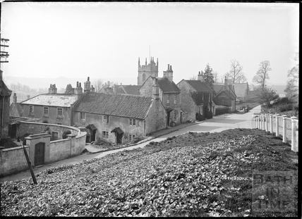 View of Southstoke Village No. 6, 22 March 1938