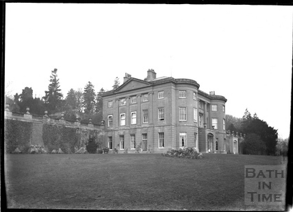Claverton Manor c.1930s