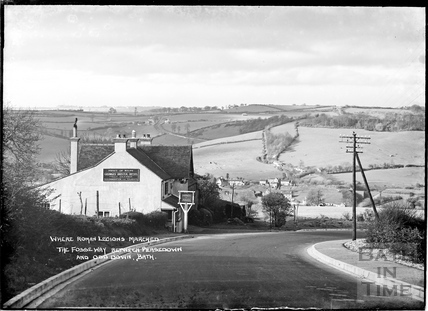 The Prince of Wales, between Odd Down and Peasedown, c. Sept 1938