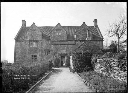 Packhorse Inn (1674), Southstoke No 8, 22 March 1938