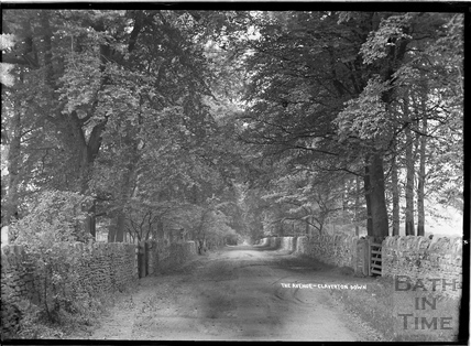 The Avenue, Claverton Down, c.1930s