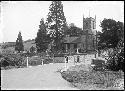Dunkerton Church, c. Sept 1938