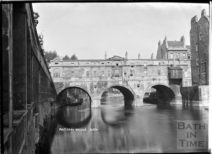 Pulteney Bridge, c.1936