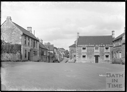 Wellow, The New Inn, c.1930s