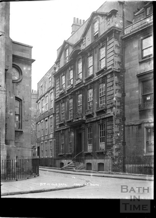 No 3 James Street South, c.1936