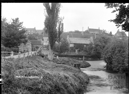 Wellow ford No. 3, c.1950s