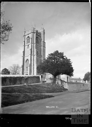 Wellow church No 6. 2 May (or March?) 1939
