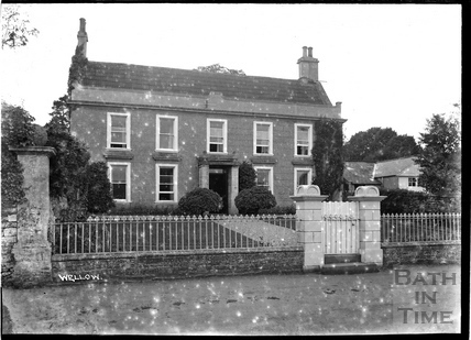 Large House, Wellow c.1930s