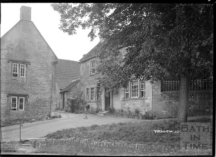Village Houses in Wellow No 10, c.1950s