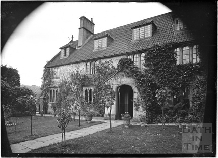 Manor Farm, Claverton, c.1906