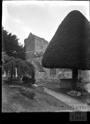 Claverton Church, c.1906