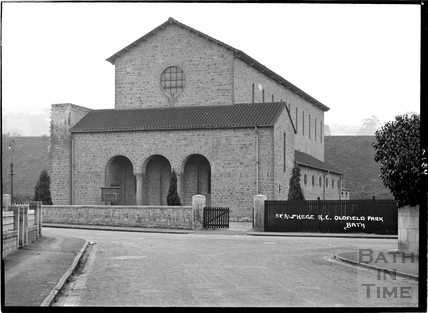 St Alphege Church, Oldfield Park, 9 October 1936