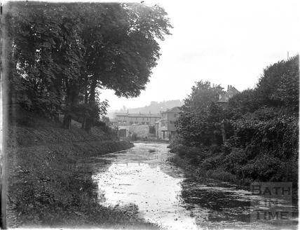 Kennet and Avon Canal, Bathwick, Bath c.1930