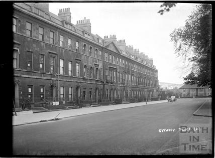 Sydney Place (north), c.1930s