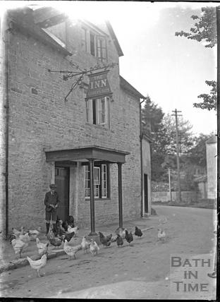 The Inn at Freshford, c.1927