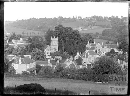 View of Freshford No.9, c.1920s