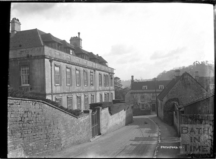 The Old House, The Hill, Freshford No.12, c.1920s