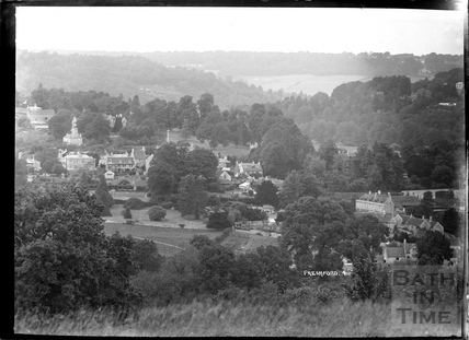 View of Freshford No.4, c.1920s
