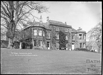 Freshford Manor, c.1938