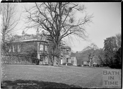 Freshford Manor, 8 April 1938