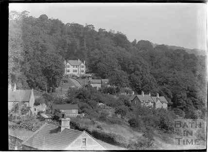 Houses in Freshford, c.1920s